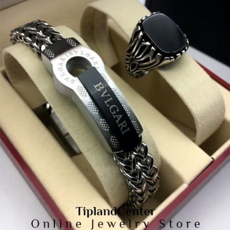 دستبند انگشتر بولگاری